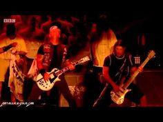 Metallica - Battery (Live Reading Festival 2015) HD - YouTube