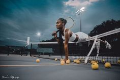 Editorial Tennis Photography