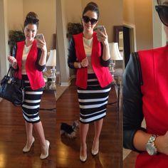 Modest outfit inspiration on instagram @skirtedfancy