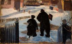 Tweet Clic en la imagen para ver más obras Anna Ancher Anna Kirstine Brøndum Ancher nació en Skagen, Dinamarca, el 18 de agosto de 1859. Fue el único artista nacido en Skagen, localidad situada al norte de Jutlandia, perteneciente a colonia de artistas escandinavos que se establecieron en esta localidad danesa en las décadas de [...]