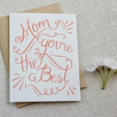 Add A Little Love: Mother's Day Cards