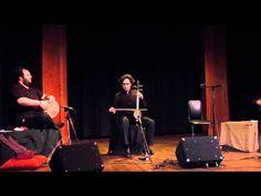 Julia Ohrmann & Mehdi Aminian - Persian Ney & Indian Bansuri - Call of the winds (Full concert) - YouTube