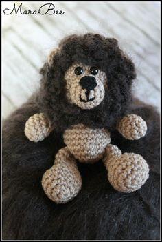Little crocheted Lion