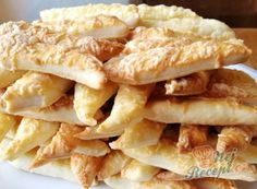 Party Snacks, Appetizers For Party, Czech Recipes, Ethnic Recipes, My Favorite Food, Favorite Recipes, Snack Recipes, Cooking Recipes, Savoury Dishes