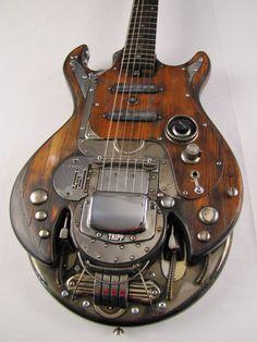 Shondracaster guitar - Tony Cochran Custom Electric Guitars