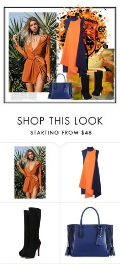 """""""Fashion-2"""" by edima-edic ❤ liked on Polyvore featuring Victoria, Victoria Beckham and Longchamp"""