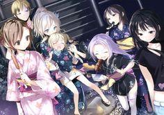 Check out the second season of Boku wa Tomodachi airing January 10, 2013!