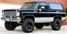 Chevy Blazer K5, K5 Blazer, Chevy 4x4, Chevrolet Trucks, Rc Drift Cars, Classic Chevy Trucks, Square Body, Gm Trucks, Hot Rides