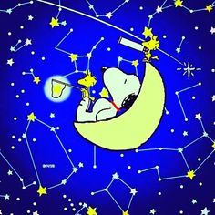 ☄ #stars #space #snoopy #woodstock #peanuts Baby Snoopy, Peanuts Gang, Woodstock, Charlie Brown, Sonic The Hedgehog, Novels, Stars, Friends, Funny