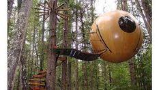 Resultado de imagen para Free Spirit Spheres (Qualicum Beach, Columbia Británica)
