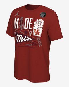 Nike College (Gonzaga) Men's T-Shirt. Nike.com March Madness, Nike, College, Mens Tops, T Shirt, Fashion, Supreme T Shirt, Moda, University