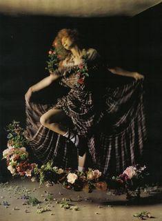 noirfacade: A private world | Alice Gibb, Sunniva Stordahl by Tim Walker for Vogue Italia November 2008