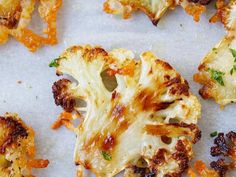 """Once the vegetable our mums would have to beg us to try (""""just a bite!""""), today, we can't get enough of cauliflower. It practically defines the word versatile: It's a great stand-in to help make comfort foods healthier, but still tastes delicious on its own. We can't help but think"""