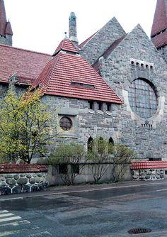 Tampereen kirkko