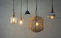 Whether you have a cottage, industrial or Scandinavian interior decor, at Rivièra Maison you can choose between hanging lamps in all kinds of styles. Scandinavian Interior, Bohemian Interior, Modern Bohemian, Boho, Design Your Own Home, Lit Wallpaper, Nightstand Lamp, Antique Lamps, Art Design