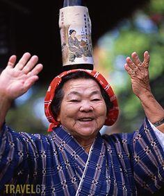 Okinawan Woman.