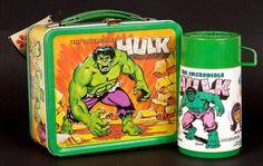80's lunch boxes   Veja os modelos que circulavam na época, conte pra nós qual destas ...