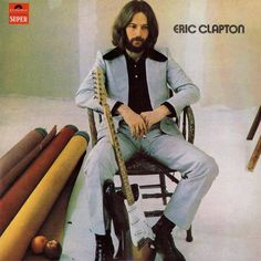 """After the breakup of Cream in 1968, Eric Clapton wanted to get out of the spotlight, and signed on as a sideman with Delaney and Bonnie. Delaney Bramlett's encouragement led to this, Clapton's first solo album, released in 1970. Bramlett produced the album and also contributed his group as backup, and the song, """"Bottle of Red Wine."""" The album is significant because it represents a turning point in Clapton's career as he began to get his chops as a singer."""