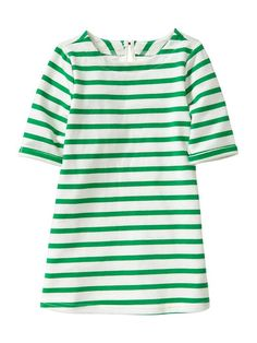 striped terry dress from the gap