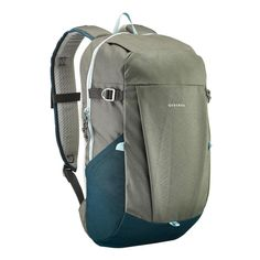 online shopping for NEW CONFORT BACKPACK kakhi, 2 zipped pockets, 2 compartments. Quechua from top store. See new offer for NEW CONFORT BACKPACK kakhi, 2 zipped pockets, 2 compartments. Backpack For Teens, Small Backpack, Hiking Backpack, Travel Backpack, Travel Bags, Snowboard, 20 L, Snorkel, Forests