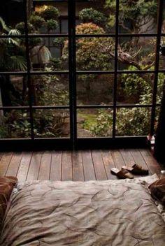 idée déco d'un jardin japonais
