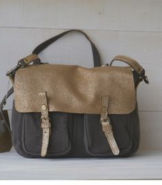 SAC CRAIE Mini Maths Taupe