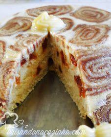 Brisando na Cozinha: Torta Bolo de Rolo                                                                                                                                                                                 Mais