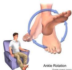 تقویت مچ پا  حرکات و تمرینات ویژه برای قوی کردن مفاصل و عضلات مچ پا  تقویت کردن مفاصل مچ پا و بازپروری آن  در خیلی از مواقع مج پا می تواند دچار محدودیت و پیچ خوردگی شود که نیاز به درمان و بازپروری دارد. یکسری حرکات و نرمش هایی برای تقویت مچ پا وجود دارند که خیلی ساده اجرا می شوند.  نرمش های فعال کشش و تقویتی  نرمش های فعال کششی و تقویتی مچ پا از اولین نرمش هایی هستند که برای تقویت کردن مچ پا باید انجام شوند. به این صورت که هنگامی که دراز کشیده اید و یا بر روی صندلی نشسته اید دو پایتان را به سوی