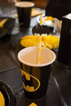 Batman Inspired Birthday Party Ideas | Photo 1 of 63