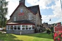 Atholl Villa Guest House, Pitlochry, Perthshire, Scotland