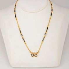 Product - WHPS8.120 | Mangalsutra | Gold | Jewellery