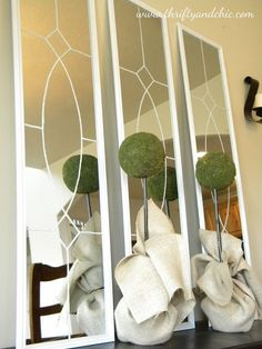 DIY Projects To Make Your Rental Home Look More Expensive-mirrors
