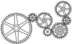 Gears. | Robot theme | Pinterest | Gears, Cad Programs and Autocad