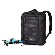 Drone Guard 300 case fits Parrot Bebop or similar drone quadcopter form factor RCtransmitter blades props GoPro or other action video camera batteries cables chargers mounts manuals tools etcThe perfect outofthebox solutions for carrying organizing storing and protecting your drone gear and all essentialsForm Shell technology with lightweight yet sturdy compositeshell construction offers superior protection From Lowepro  Stay Organized With This Safe Secure Case For Your Quadcopter Drone