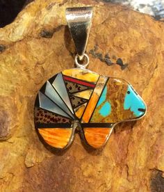 A personal favorite from my Etsy shop https://www.etsy.com/listing/532087316/native-american-jewelry-sterling-silver