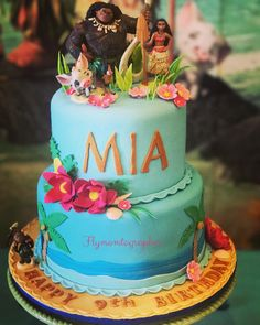Getting ready! Moana Birthday party for my daughter #moanabirthdayparty #moana #flymomtographer #birthdaycakes #moanabirthdaycake #momtographer #flymom #flymomtographer