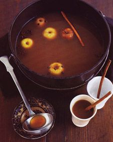 Hot apple cider can be wicked (spiked with rum or whiskey) or just plain good.