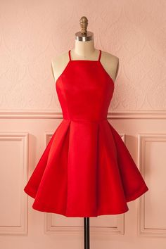 Red Homecoming Dress,Homecoming Dresses,Unique Homecoming Dress, Popular Homecoming #homecomingdresses