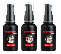 3 x Fonex Gummy Bart Öl 50 ml Beard Oil, Products, Tips