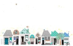 free download 101woonideeen wallpaper illustrated by dutch artist sarah lotte rietdijk