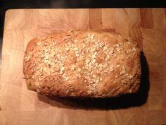 Homemade speltbrood
