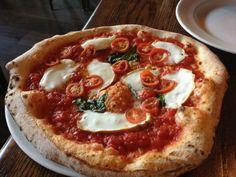 Il Pizzaiolo pittsburgh pizza
