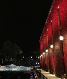 Tampere, talvi saapunut. Tammikuu 2018.