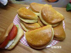 Hot Dog Buns, Hot Dogs, Sandwiches, Bread, Saints, Food, Brot, Essen, Baking