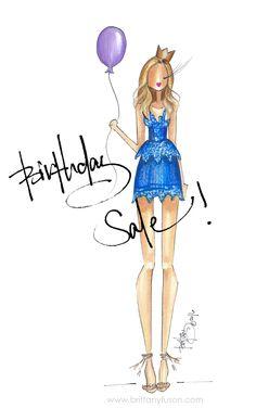 Brittany Fuson: The Birthday Sale