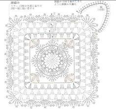 potholder pattern chart