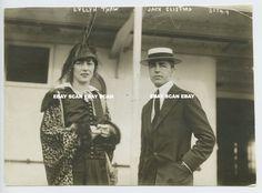 Evelyn Nesbit & Jack Clifford