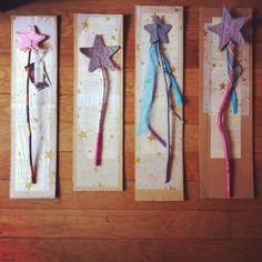 Hand made magic Wands... http://grainedecarrosse.canalblog.com