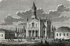 Gaz nőtte be Budapest titkos templomát