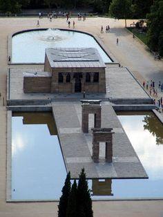 ..._Templo de Debod, Madrid